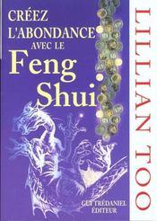 Creez L'Abondance Avec Le Feng Shui - Intérieur - Format classique