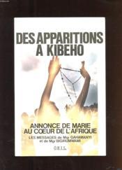 Apparitions De Kibeho - Couverture - Format classique