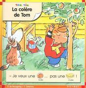 La Colere De Tom - Intérieur - Format classique