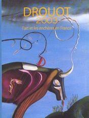 Drouot ; l'art et les encheres en france (édition 2003) - Intérieur - Format classique