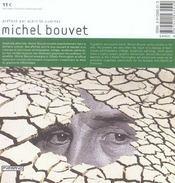 Michel Bouvet - 4ème de couverture - Format classique
