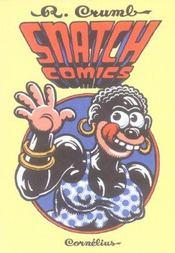 Snatch comics - Intérieur - Format classique
