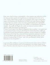 Au Commencement Le Verbe - 4ème de couverture - Format classique
