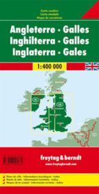 Angleterre, Pays de Galles - 4ème de couverture - Format classique