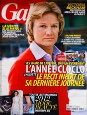 Gala N°969 du 04/01/2012 - Couverture - Format classique