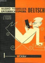 Audio-Visuelles Unterrichtswerk Deutsch 1 - Couverture - Format classique