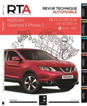 Vente  REVUE TECHNIQUE AUTOMOBILE N.822 ; Qashqai II  phase 1 ; 1.5 dCi 110 ch et 1.6 dCi ; de 2014 à 2017  - Etai - Collectif