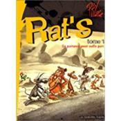 Rat'S T.1 ; En Partance Pour Nulle Part - Intérieur - Format classique