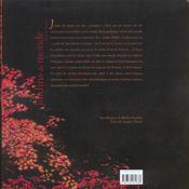 Jardins Du Monde - 4ème de couverture - Format classique