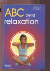 Abc De La Relaxation - Couverture - Format classique