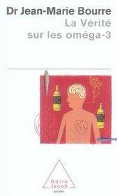 La vérité sur les oméga-3 - Intérieur - Format classique
