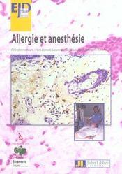 Allergie et anesthesie-seminaire d'immunologie clinique et allergologie lyon - Intérieur - Format classique
