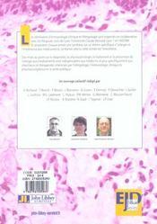 Allergie et anesthesie-seminaire d'immunologie clinique et allergologie lyon - 4ème de couverture - Format classique