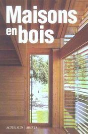 Maisons en bois - Intérieur - Format classique