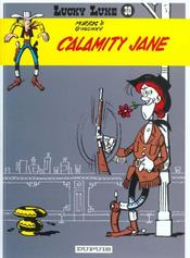 Lucky Luke t.30 ; Calamity Jane - Intérieur - Format classique
