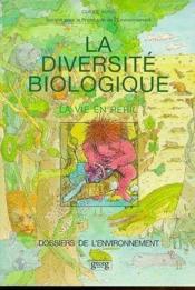 La Diversite Biologique - Couverture - Format classique