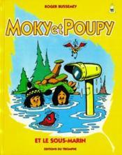 Moky Et Poupy T.11 ; Le Sous-Marin - Couverture - Format classique
