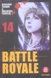 Battle royale t.14 - Intérieur - Format classique