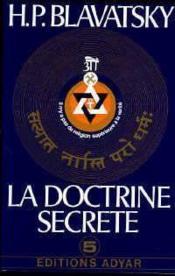 La doctrine secrète t.5 - Couverture - Format classique