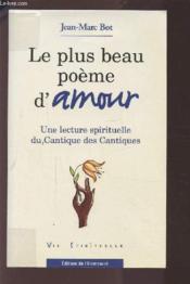 Le Plus Beau Poeme D'Amour - Couverture - Format classique