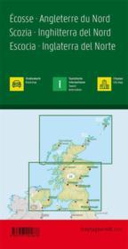 Ecosse Et Nord Angleterre - 4ème de couverture - Format classique