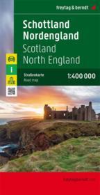 Ecosse Et Nord Angleterre - Couverture - Format classique