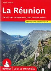 La Réunion ; les plus belles randonnées entre mer et montagne ; 52 itinéraires - Couverture - Format classique