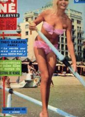 Cine Revue Tele-Revue - 43e Annee - N° 37 - Je Ne Suis Qu'Une Femme - Couverture - Format classique