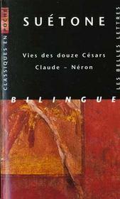 Vies Des Douze Cesars (Cp5) - Intérieur - Format classique