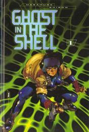 Ghost In The Shell T.1 - Intérieur - Format classique