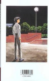 Parasite - Tome 06 - 4ème de couverture - Format classique