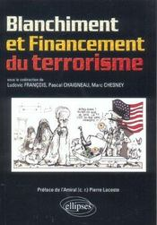 Blanchiment Et Financement Du Terrorisme - Intérieur - Format classique