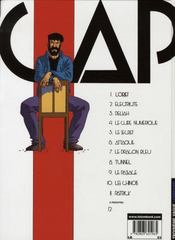 Capricorne t.11 ; patrick - 4ème de couverture - Format classique