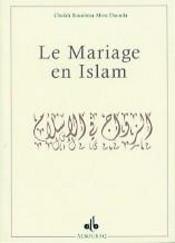 Le mariage en Islam - Intérieur - Format classique