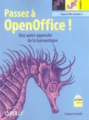 Passez A Open Office 2e Edition - Intérieur - Format classique