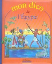 Mon dico de l'Egypte - Intérieur - Format classique