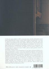La Peau De Castor - 4ème de couverture - Format classique