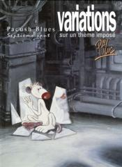 Pacush blues t.7 ; septième saut : variations sur thème - Couverture - Format classique