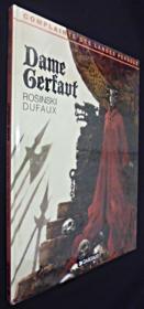 Complainte des landes perdues ; cycle Sioban t.3 ; Dame Gerfaut - Couverture - Format classique