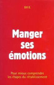 Manger Ses Emotions - Intérieur - Format classique
