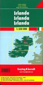 Irlande - 4ème de couverture - Format classique
