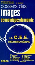 La Cee Mediterraneenne - Couverture - Format classique