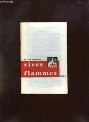 Vives Flammes N° 49. Janvier 1968. Le Royaume. - Couverture - Format classique