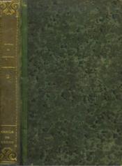 Oeuvres Completes De M. A. De Lamartine. Tome Ii. - Couverture - Format classique