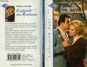 Escapade Au Montana - Husband For A Year - Couverture - Format classique
