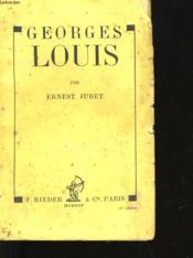 Georges Louis - 20eme Edition - Couverture - Format classique