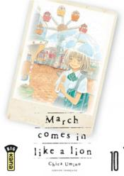 March comes in like a lion T.10  - Chica Umino