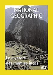 Le mystère des momies incas affiche