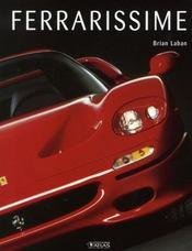 Ferrarissime - Intérieur - Format classique