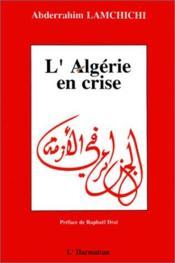 L'Algérie en crise - Couverture - Format classique